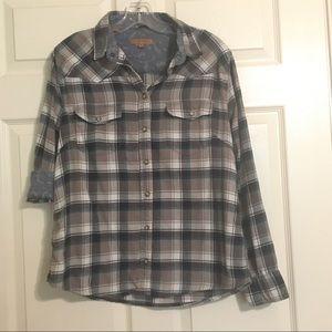 Jach's Girlfriend Bea Flannel Shirt
